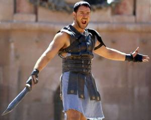I don't care how obvious or cliche this is--this is Gladiator.