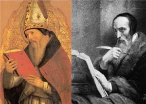Augustine-JohnCalvin