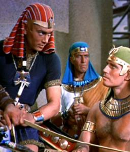 moses and ramses