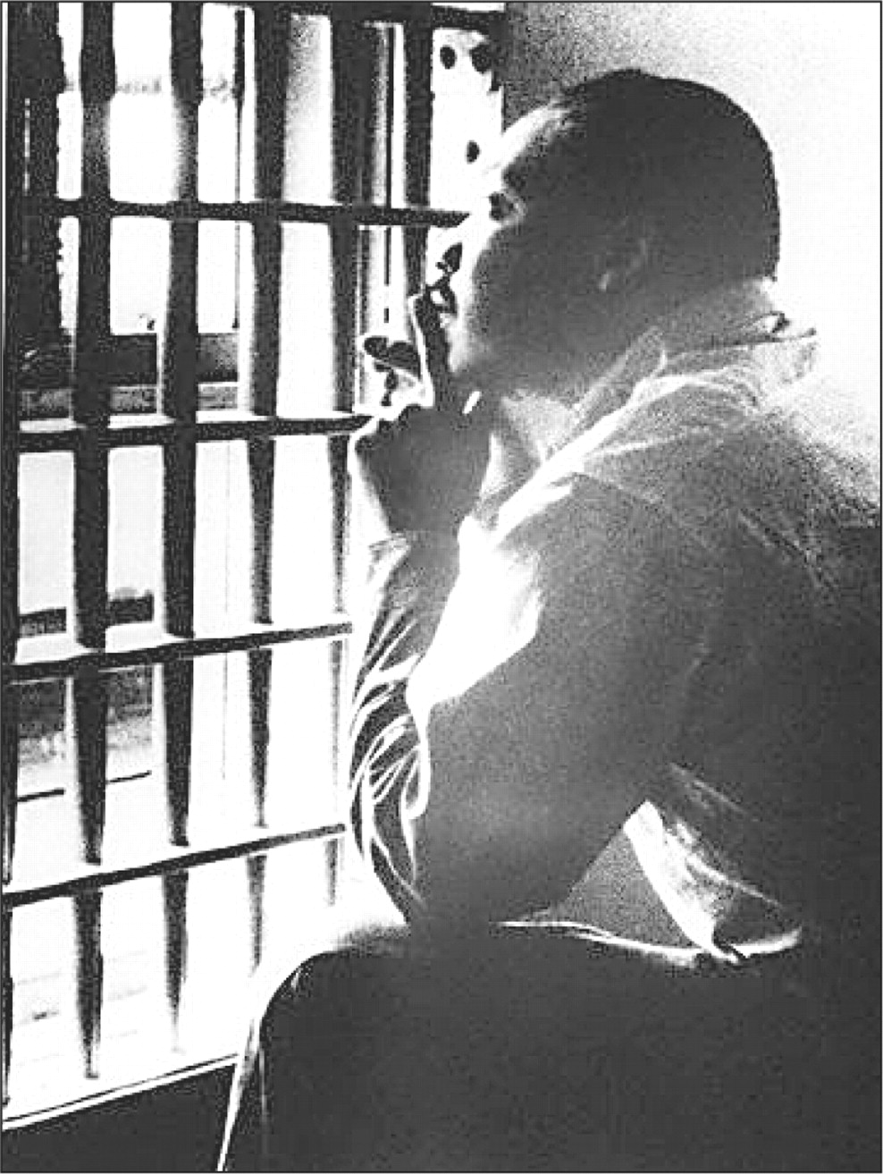 mlk letter I'm guilty i have too often looked at martin luther king's letter from a birmingham jail as literature beautiful words, you know, that could be commandeered for my own purposes when the moment was right not out loud, so much, but in my head if i sought to answer all of the criticisms that cross.
