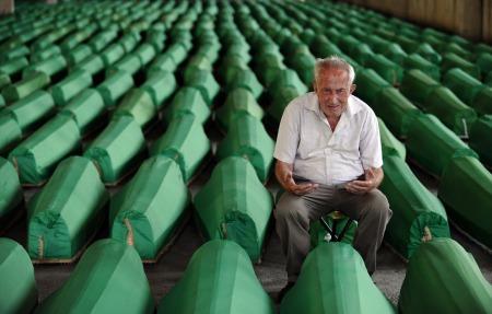 bosnian graves