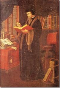 calvin as scholar