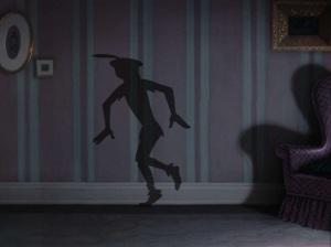 Peter's shadow