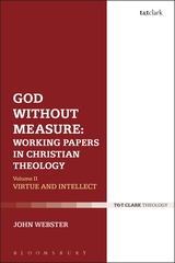 God without measure