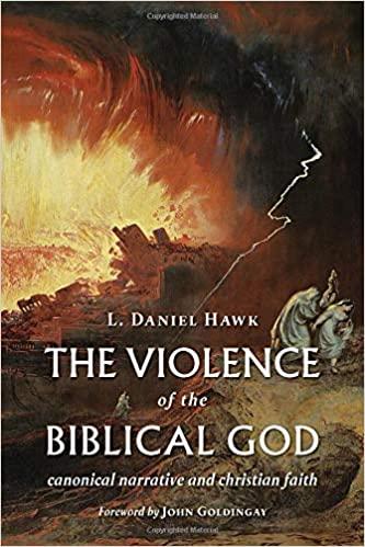 violence of Biblical God