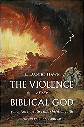 violence of Biblical God